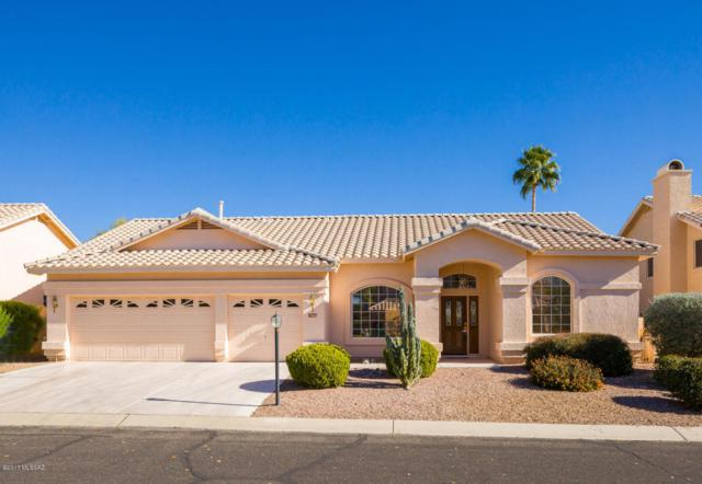 1966 W Desert Highlands Drive, Tucson, AZ 85737 (#21732456) :: Keller Williams