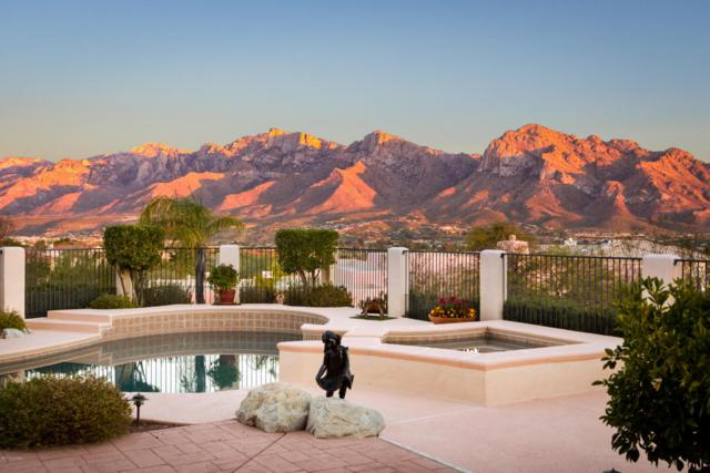 10790 N Summer Moon Place, Oro Valley, AZ 85737 (#21800083) :: Keller Williams