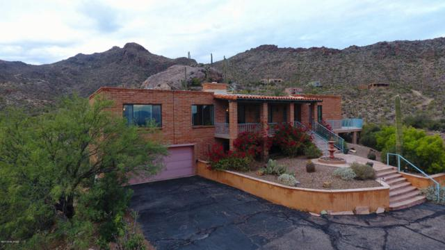 6305 W Lost Canyon Drive, Tucson, AZ 85745 (#21800535) :: Long Realty - The Vallee Gold Team