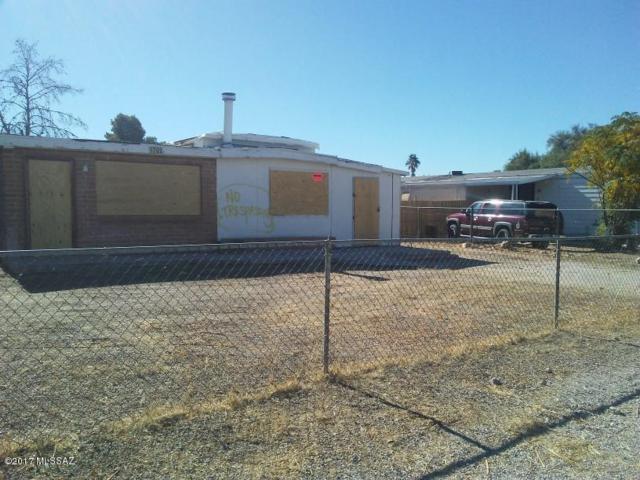 1702 E Bantam Road, Tucson, AZ 85706 (#21801184) :: Long Realty Company