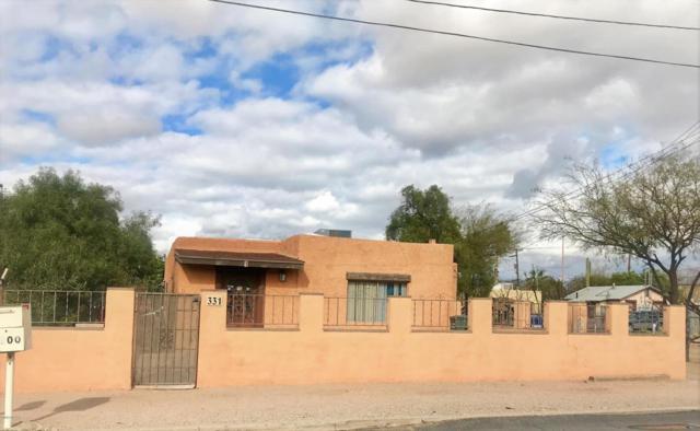 331 E Aviation Drive, Tucson, AZ 85714 (#21801230) :: Long Realty Company