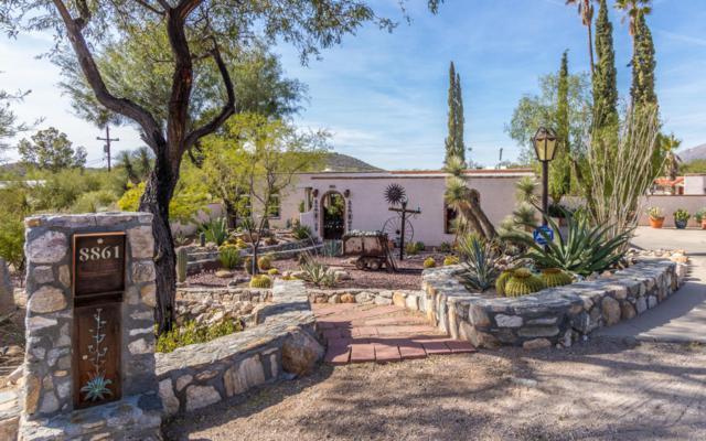 8861 E Buckboard Road, Tucson, AZ 85749 (#21801341) :: Long Realty Company
