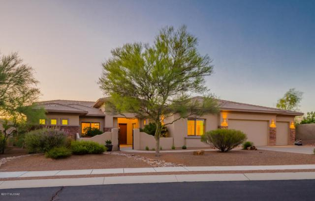 13821 N Javelina Springs Place, Oro Valley, AZ 85755 (#21801630) :: The KMS Team