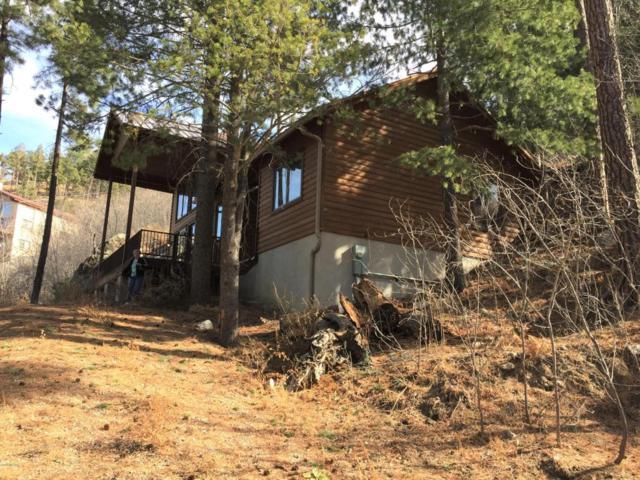 12732 N Ray Avenue, Mt. Lemmon, AZ 85619 (#21801671) :: Long Realty Company