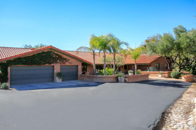 4041 N Calle Vista Ciudad, Tucson, AZ 85750 (#21801678) :: Long Realty - The Vallee Gold Team