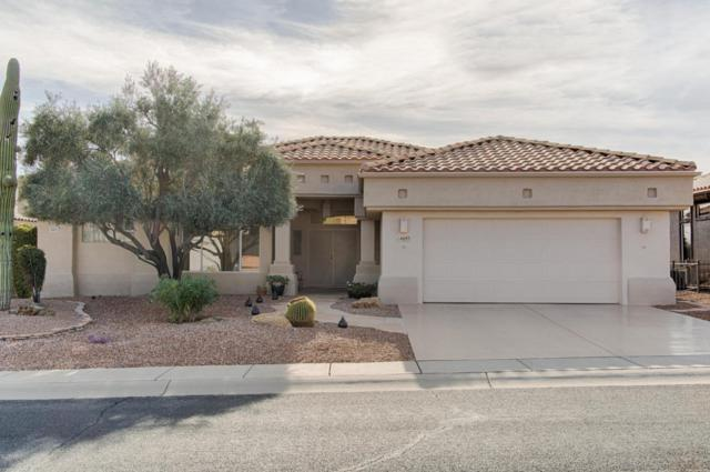 14693 N Lost Arrow Drive, Oro Valley, AZ 85755 (#21801716) :: The KMS Team
