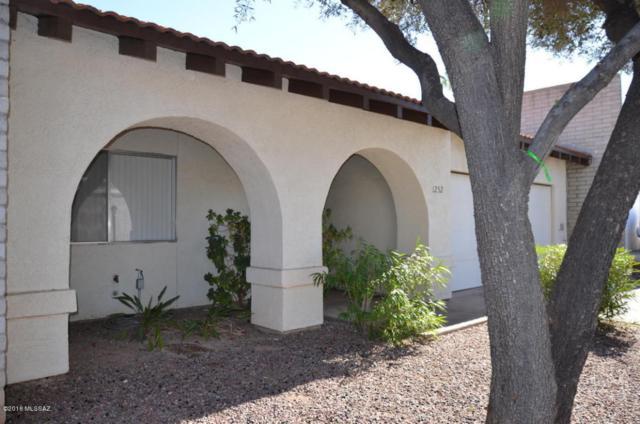 1252 N Via Ronda Oriente, Tucson, AZ 85715 (#21801725) :: Long Realty - The Vallee Gold Team