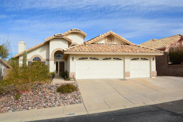 1690 W Sunridge Drive, Tucson, AZ 85704 (#21801767) :: The KMS Team