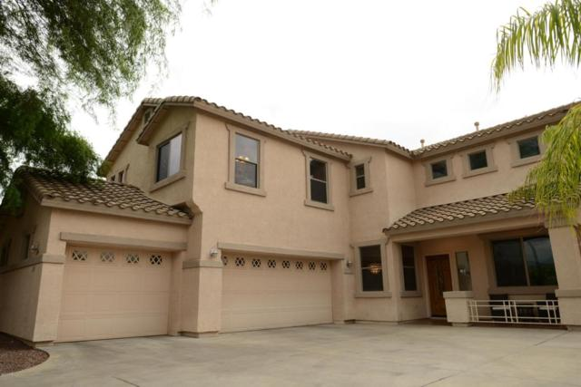 950 E Gibbon River Way, Tucson, AZ 85718 (#21801797) :: The KMS Team