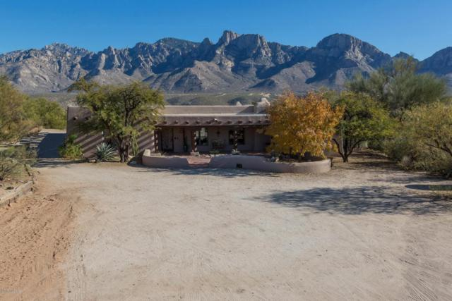820 E Palisades, Oro Valley, AZ 85737 (#21801814) :: Long Realty Company