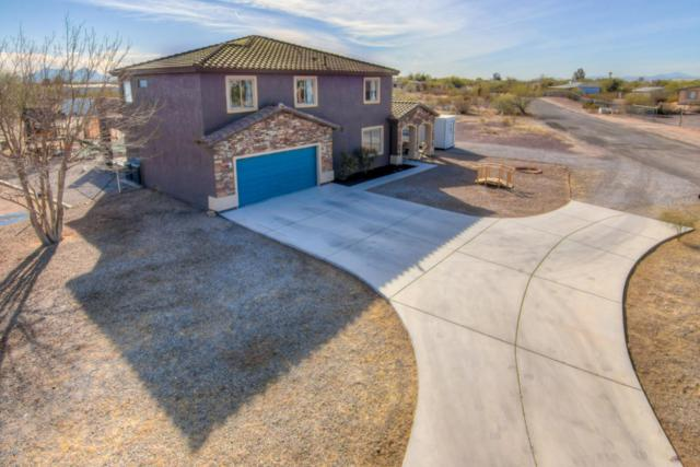 12522 N Hong Street, Marana, AZ 85653 (#21801842) :: Long Realty - The Vallee Gold Team