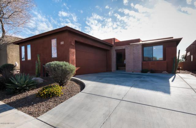 11462 N Moon Ranch Place, Marana, AZ 85658 (#21801903) :: Long Realty - The Vallee Gold Team
