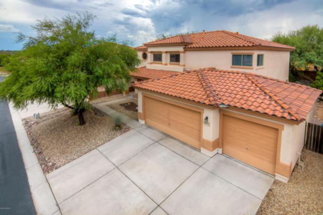 10175 N Eight Iron, Oro Valley, AZ 85737 (#21801908) :: Long Realty Company