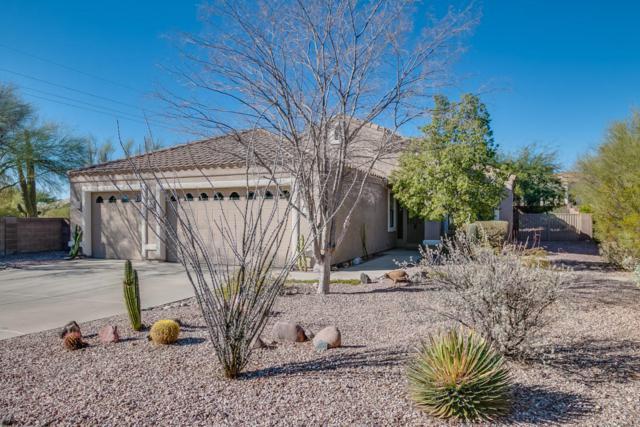11215 N Via Rancho Naranjo, Oro Valley, AZ 85737 (#21801915) :: Long Realty Company