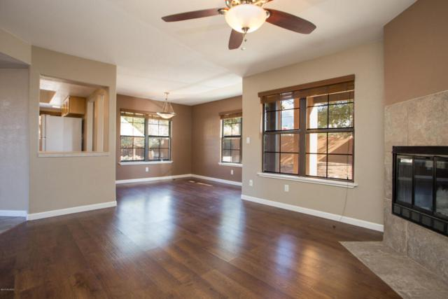 6651 N Campbell Avenue #181, Tucson, AZ 85718 (#21801931) :: Long Realty - The Vallee Gold Team