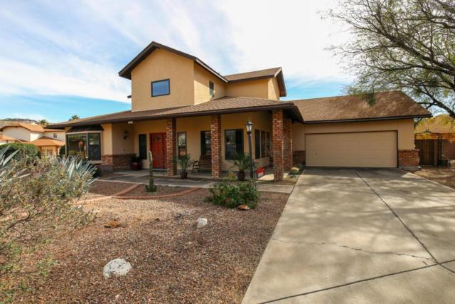4360 N Ventana Loop, Tucson, AZ 85750 (#21801935) :: Long Realty - The Vallee Gold Team