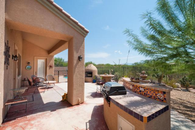 12852 N Bass Canyon Drive, Marana, AZ 85658 (#21801944) :: Long Realty - The Vallee Gold Team