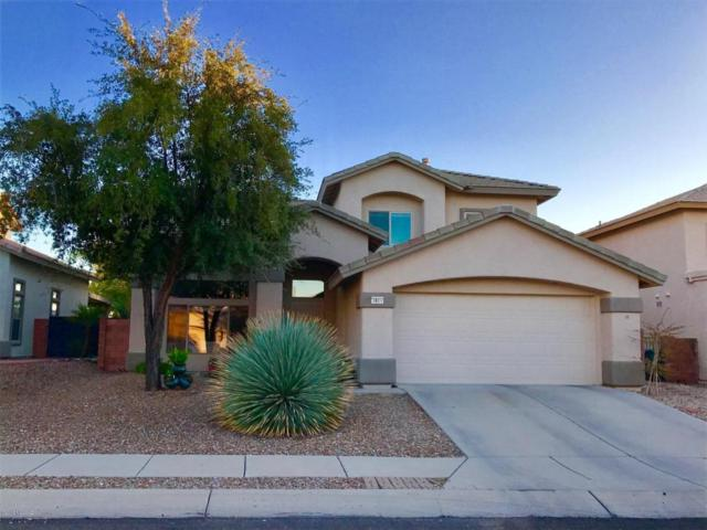 1821 W Eagle Crest Place, Oro Valley, AZ 85737 (#21802023) :: Long Realty Company