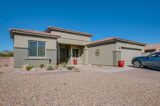 5116 S Via Loma Verde, Green Valley, AZ 85622 (#21802198) :: Long Realty Company