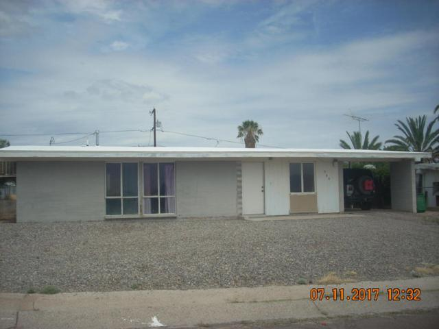 908 W 2nd Avenue, San Manuel, AZ 85631 (#21802232) :: Long Realty Company