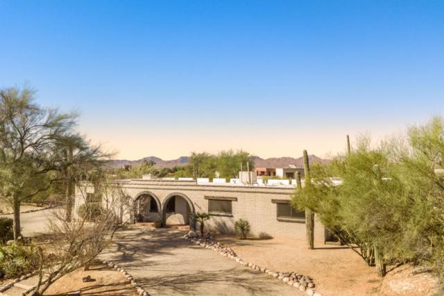 5335 N Northridge Drive, Tucson, AZ 85718 (#21802587) :: My Home Group - Tucson
