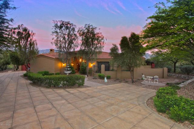 14564 N Quiet Rain Drive, Oro Valley, AZ 85755 (#21802868) :: Long Realty - The Vallee Gold Team