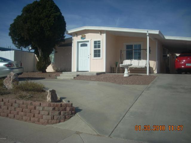 138 W 6th Avenue, San Manuel, AZ 85631 (#21802995) :: Long Realty Company
