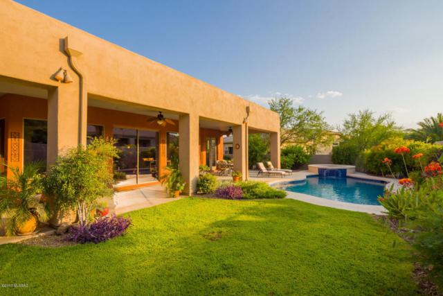13811 N Javelina Springs Place, Oro Valley, AZ 85755 (#21803012) :: Long Realty Company
