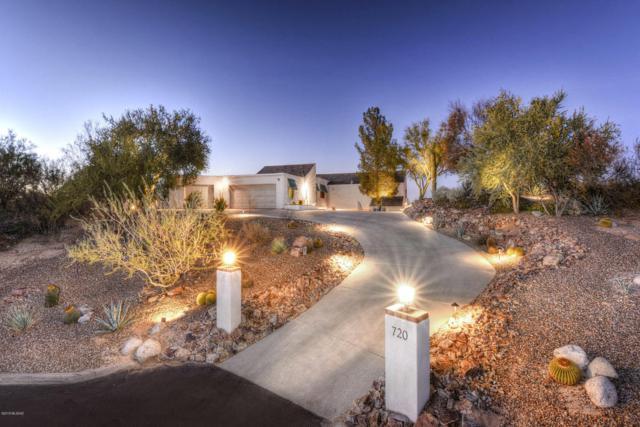 720 W Bangalor Drive, Tucson, AZ 85737 (#21803119) :: My Home Group - Tucson