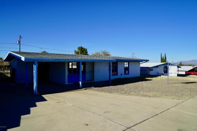 914 W 5th Avenue, San Manuel, AZ 85631 (#21803533) :: Long Realty Company
