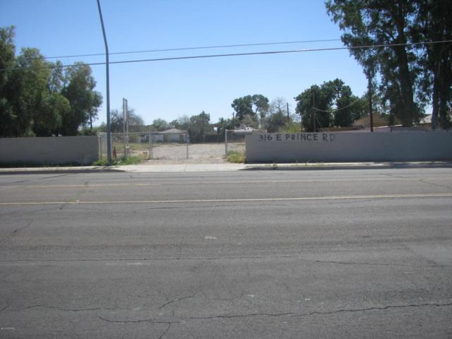 316 E Prince Road #4, Tucson, AZ 85705 (#21803865) :: My Home Group - Tucson