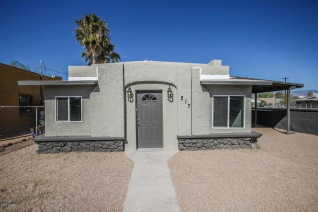 217 E 32nd Street, Tucson, AZ 85713 (#21804347) :: Long Realty Company