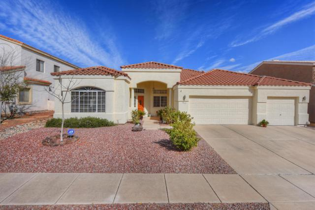 12550 N Lantern Way, Oro Valley, AZ 85755 (#21804433) :: Long Realty - The Vallee Gold Team