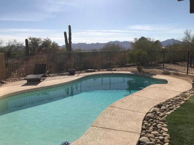 2711 W Placita Hacienda, Tucson, AZ 85741 (#21804457) :: Keller Williams