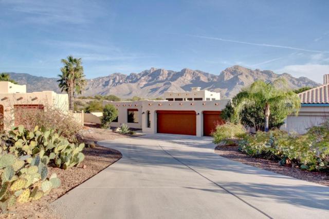 10664 N Thunder Hill Place, Tucson, AZ 85737 (#21804552) :: Keller Williams