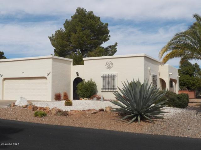 354 W Clara Vista Place, Green Valley, AZ 85614 (#21804735) :: Gateway Partners at Realty Executives Tucson Elite