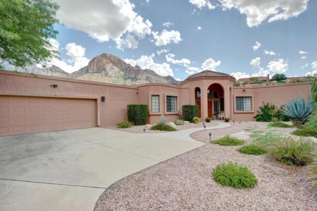10185 N Carristo Drive, Oro Valley, AZ 85737 (#21804773) :: RJ Homes Team
