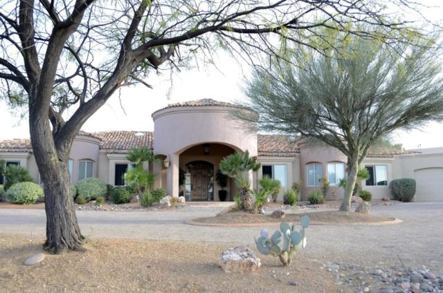 446 E Bent Branch, Green Valley, AZ 85614 (#21804891) :: Gateway Partners at Realty Executives Tucson Elite