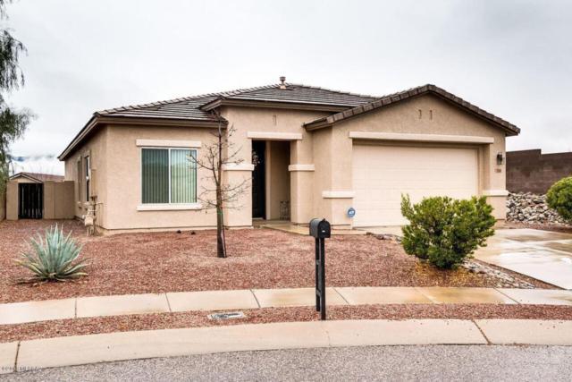 3548 E Silver Buckle Place, Tucson, AZ 85739 (#21804925) :: Gateway Partners at Realty Executives Tucson Elite