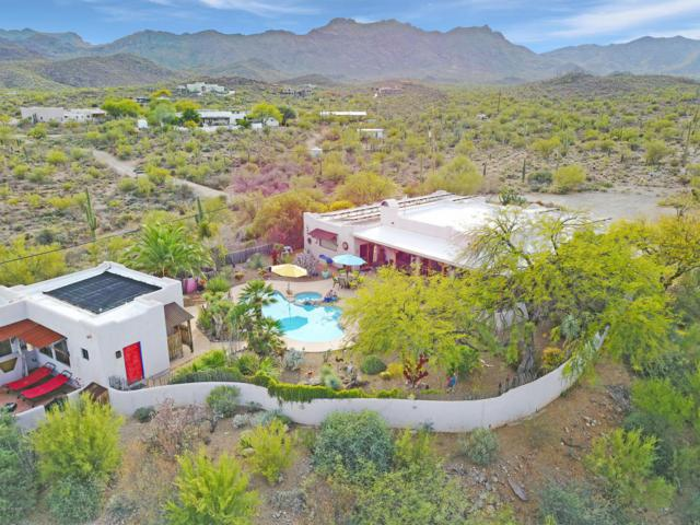 5264 W Sweetwater Drive, Tucson, AZ 85745 (#21804950) :: RJ Homes Team