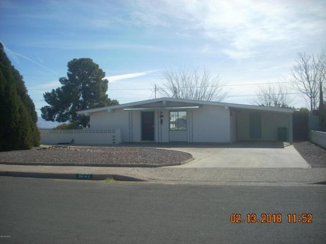 1001 W Webb Drive, San Manuel, AZ 85631 (#21805011) :: Long Realty Company