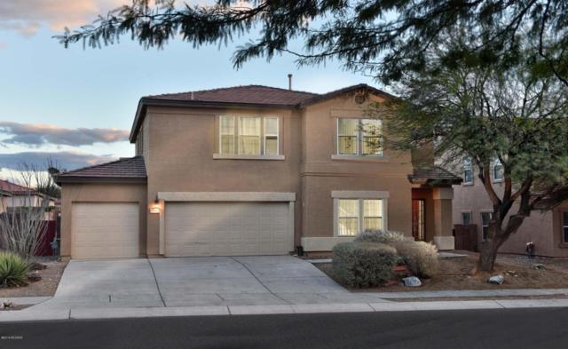 13684 E Shadow Pines Lane, Vail, AZ 85641 (#21805023) :: Long Realty Company