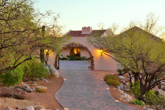 5020 E Oakmont Drive, Tucson, AZ 85718 (#21805131) :: My Home Group - Tucson