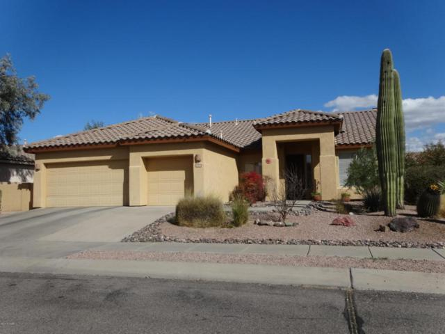 9733 E Sandcastle Court, Tucson, AZ 85749 (#21805218) :: The Josh Berkley Team