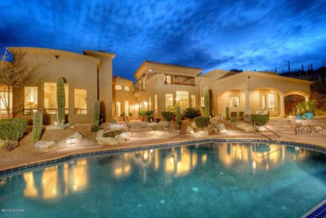 260 N Resort Hills Place, Tucson, AZ 85745 (#21805231) :: Keller Williams