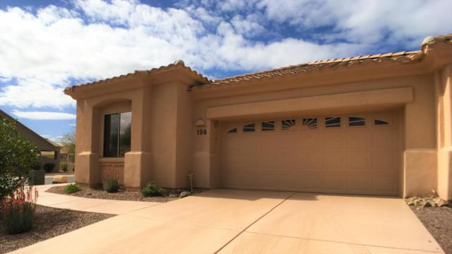 13401 N Rancho Vistoso Boulevard #198, Oro Valley, AZ 85755 (#21805287) :: Long Realty Company