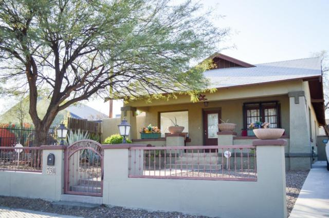 738 E Mabel Street, Tucson, AZ 85719 (#21805397) :: My Home Group - Tucson