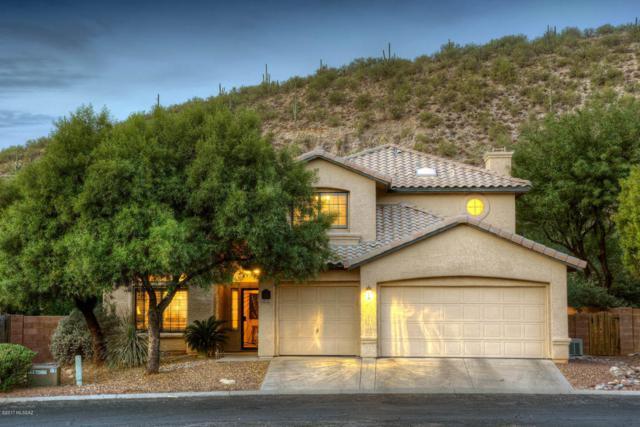 5409 N Moccasin Trail, Tucson, AZ 85750 (#21805445) :: The Josh Berkley Team