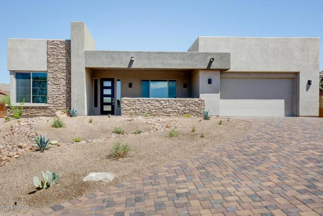 917 Enclave Canyon Court W Lot 31, Oro Valley, AZ 85755 (#21805453) :: The Josh Berkley Team