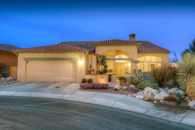 6393 N Desert Wind Circle, Tucson, AZ 85750 (#21805484) :: Long Realty - The Vallee Gold Team